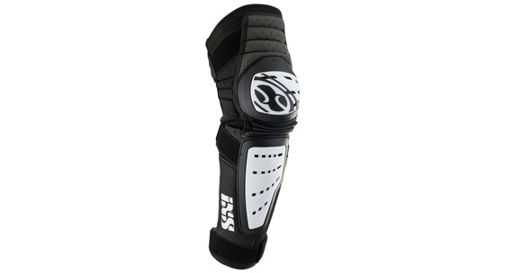 IXS Cleaver Knee Guard white